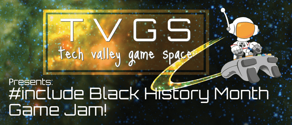 Black History Month Game Jam!