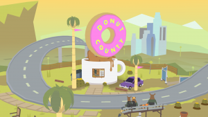 Donut Country launches today
