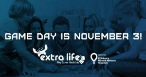 Tech Valley supports Extra Life!